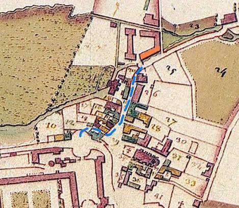 Site officiel de la ville de jouy en josas les rues de jouy for Garage jouy en josas
