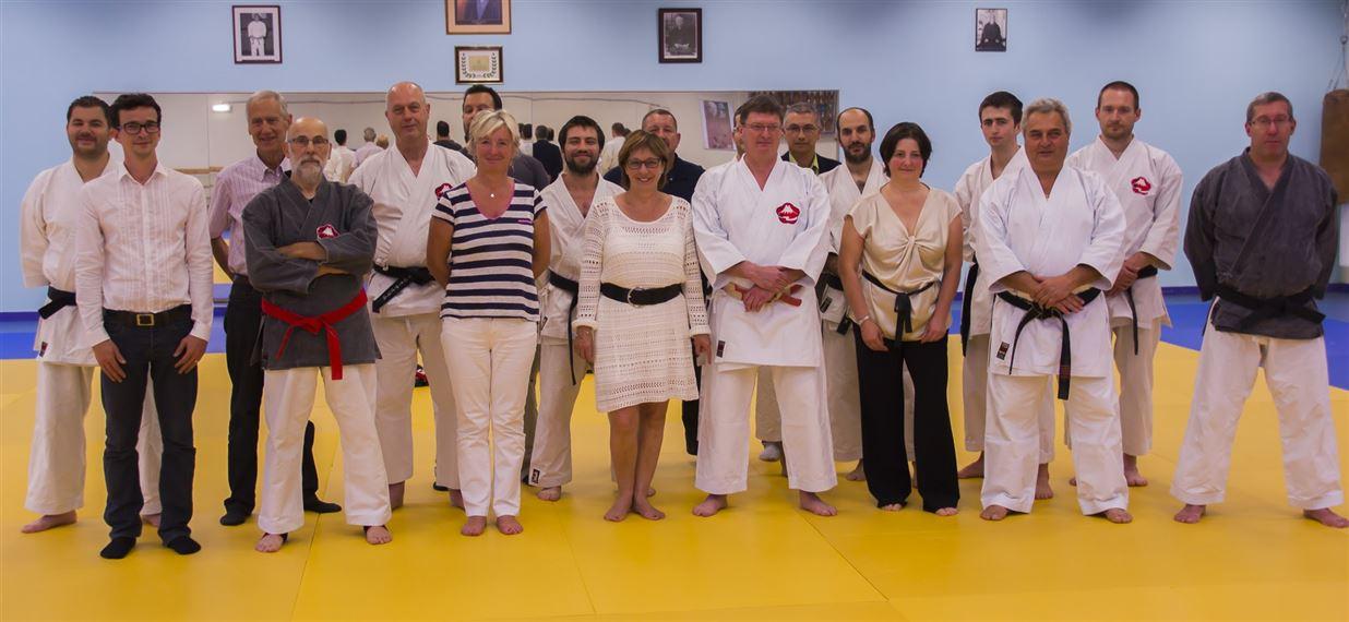 club karate jouy en josas